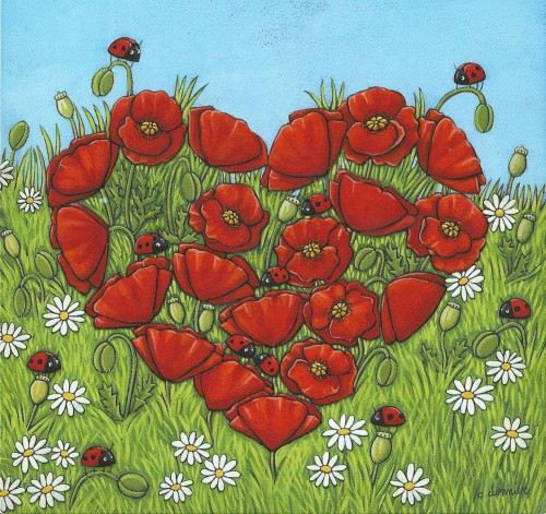 coeur coquelicots coccinelle.jpg