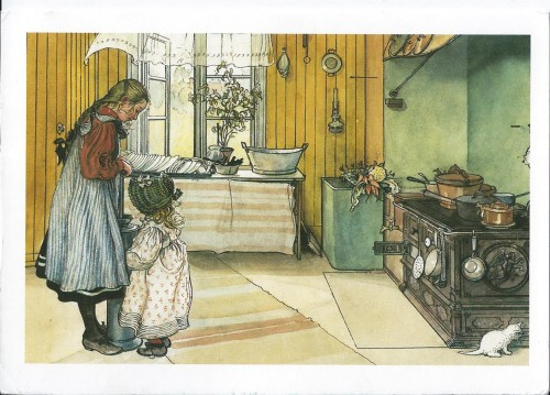 the kitchen, Carl larsson (deutschland).jpg